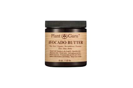 organic avocado body butter