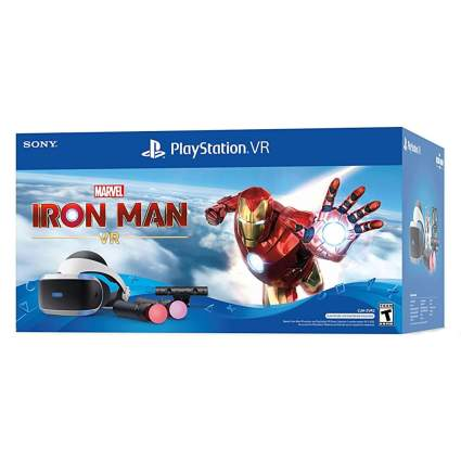PlayStation VR Bundle with Marvel's Iron Man