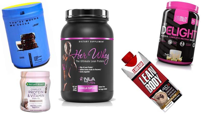 protein shakes for women, best protein powder for women, protein for women