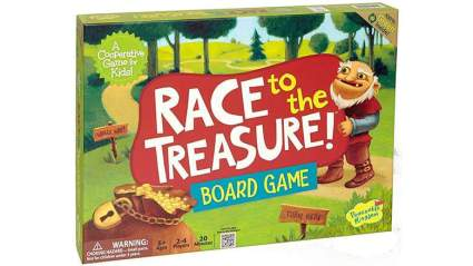 race to the treasure game