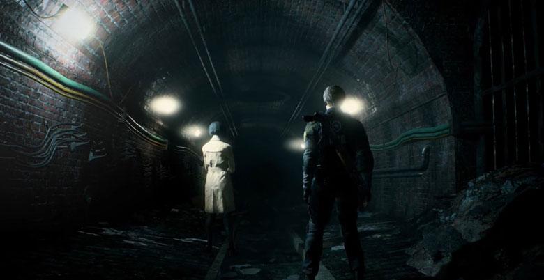 Resident Evil 2 Remake Ada Wong