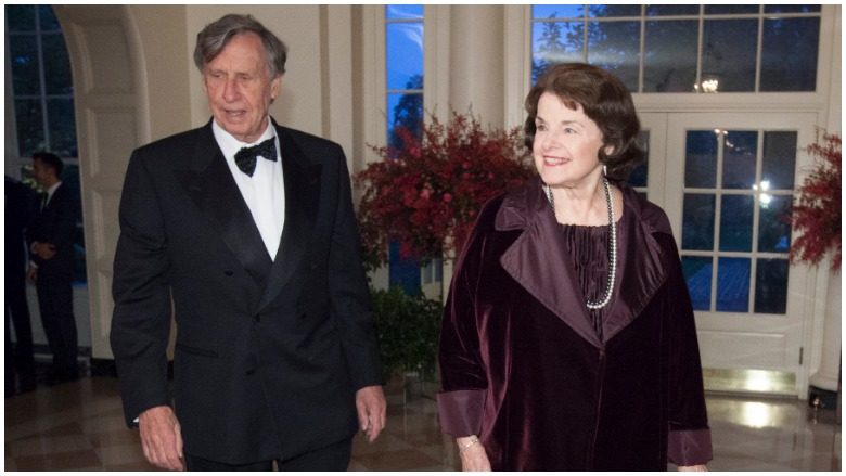 richard blum dianne feinstein s husband 5 fast facts heavy com richard blum dianne feinstein s