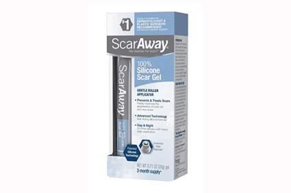 scar diminishing gel