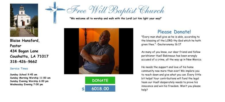 Freewill Baptist Church