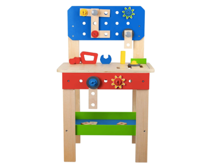 TOYSTER'S Wooden Tool Set