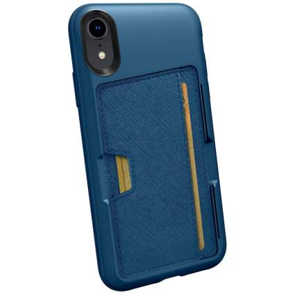 silk iphone xr wallet case