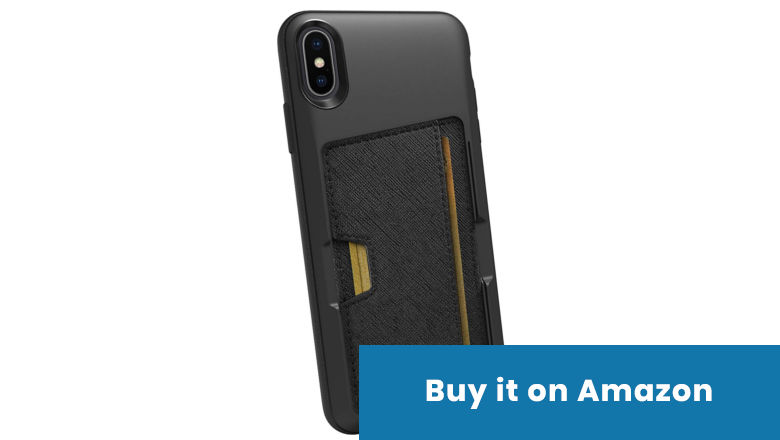 silk wallet slayer xs max case