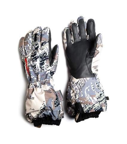 sitka stormfront gloves