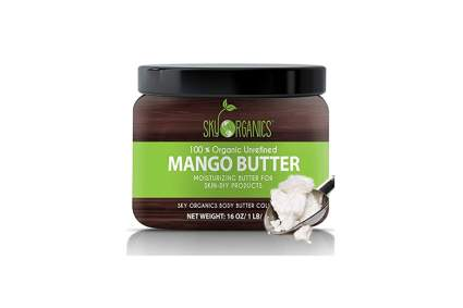 organic pure mango body butter