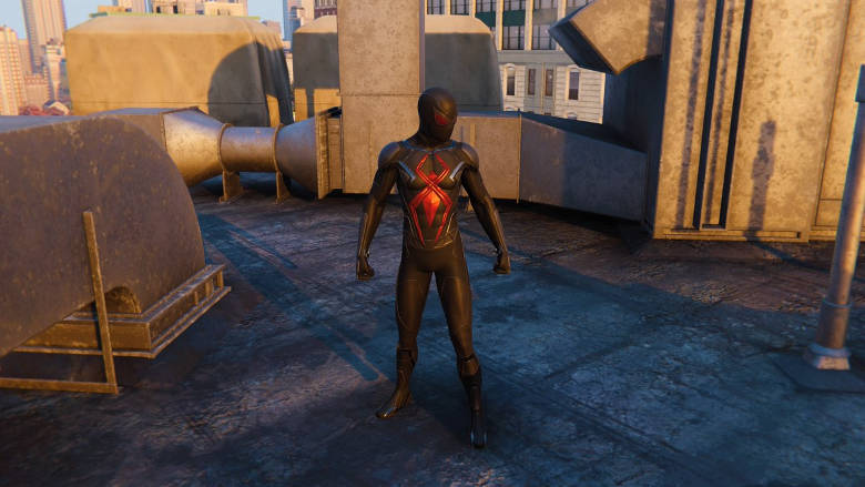 How To Unlock The Dark Suit In Spider Man Ps4 Heavy Com
