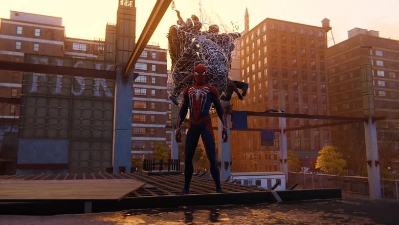 Spider-Man PS4 Fisk Hideout Reward