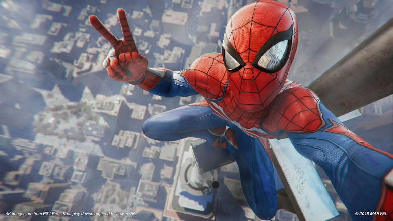Spider-Man PS4 Unlock Time