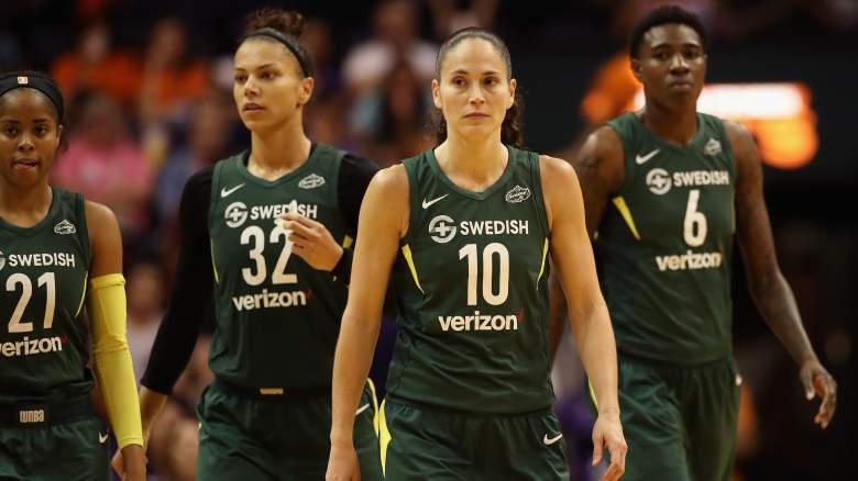 WNBA Finals Live Stream