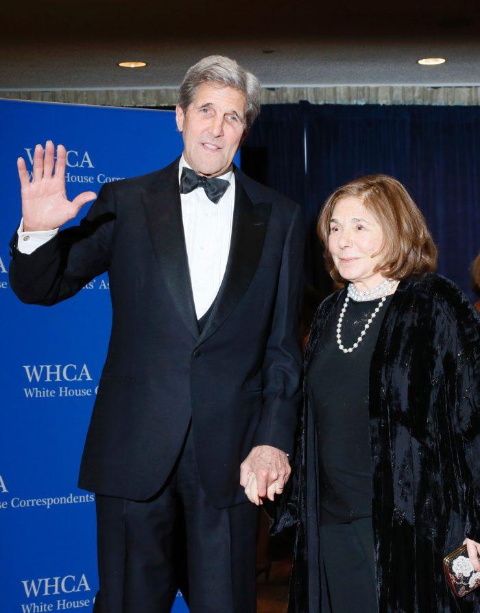 teresa heinz and John Kerry