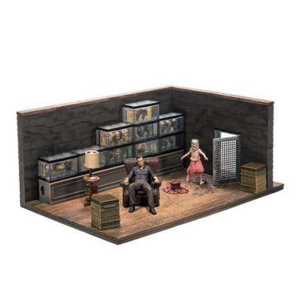 the governor's room building set