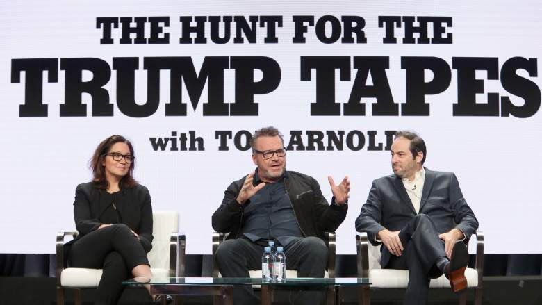 Hunt for the Trump Tapes Live Stream