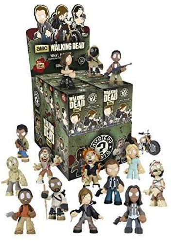 The Walking Dead Funko Mystery Minis Series 4