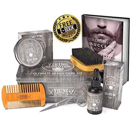 viking revolution beard kit