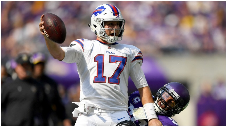 Watch Bills vs Panthers Without Cable