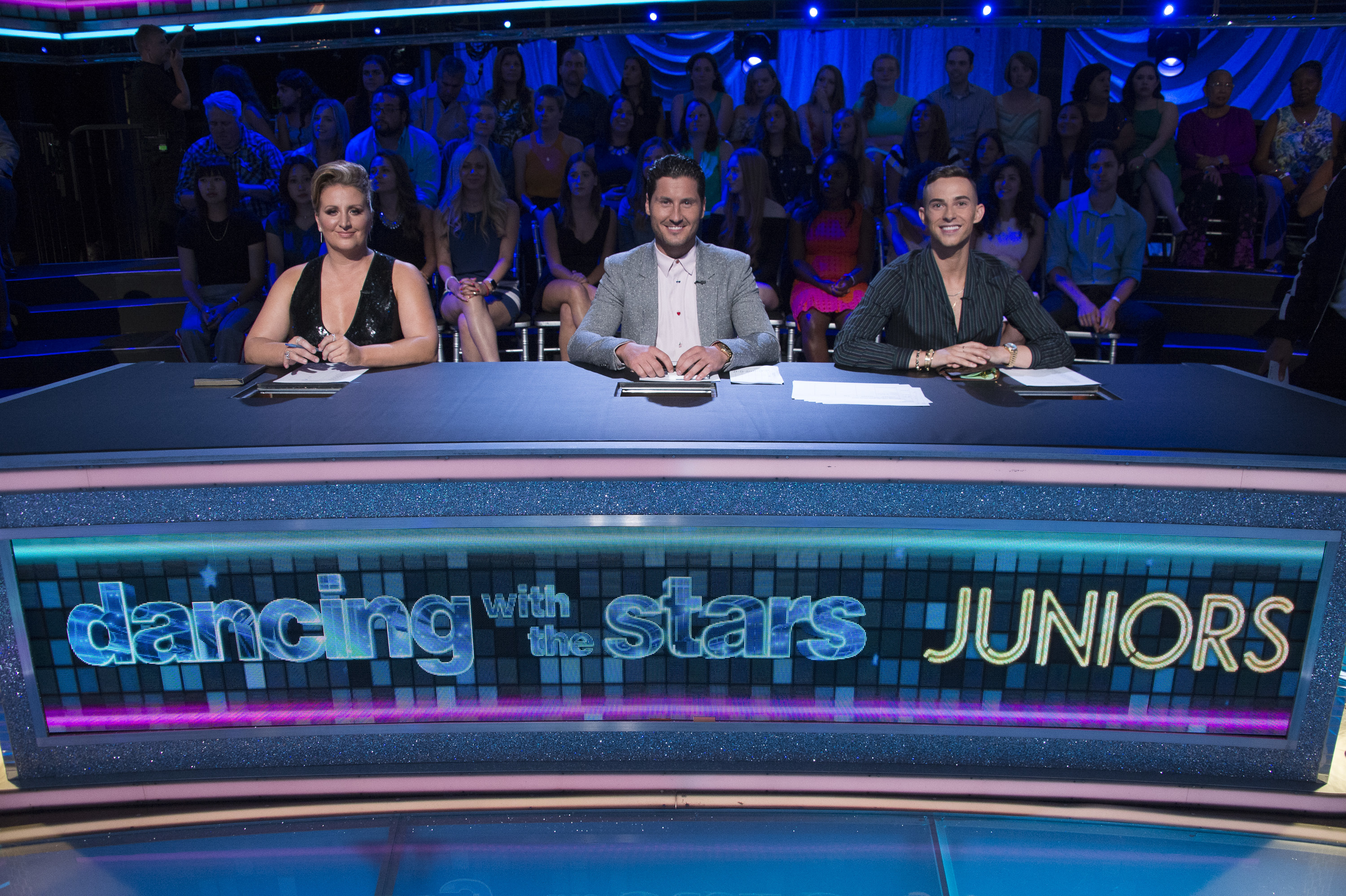 Dancing With the Stars Juniors Judges 2018