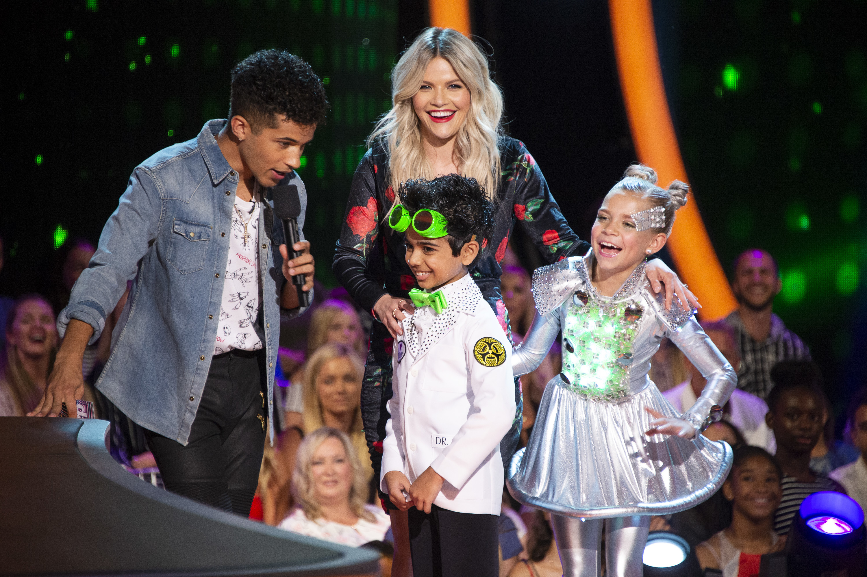 Dancing With the Stars Juniors Cast