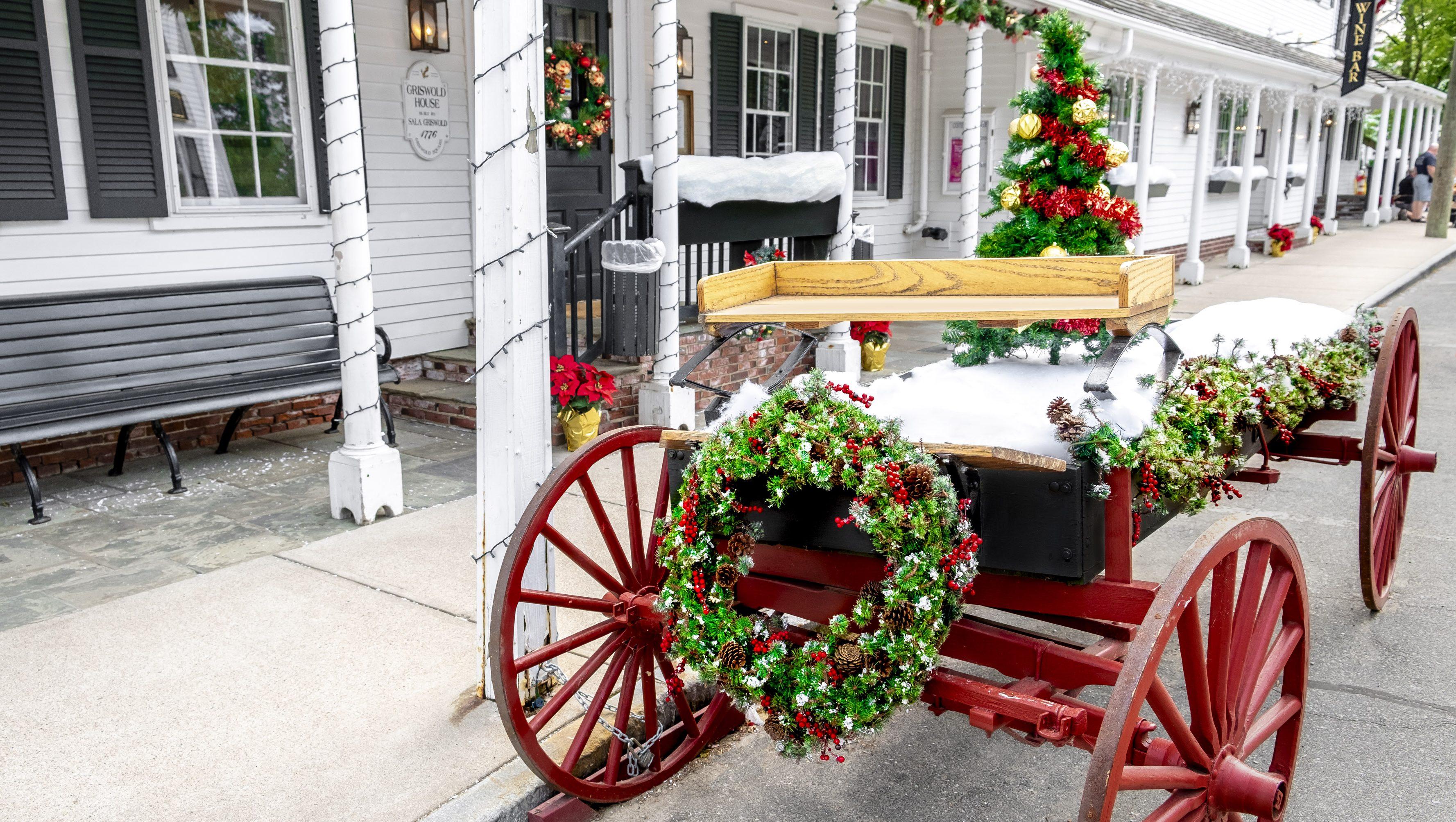 Christmas At Pemberley Manor 2021