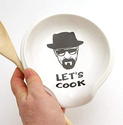 breaking bad spoon rest