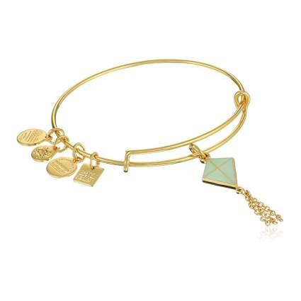 gold kite bangle