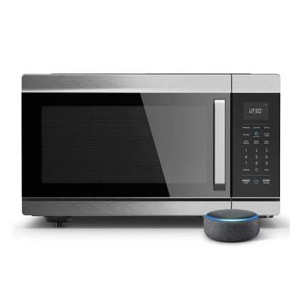 voice controlled smart oven