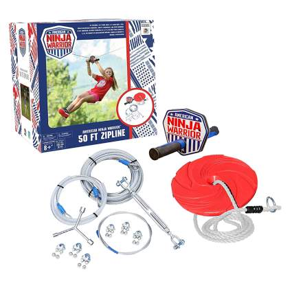 zipline kit for kids