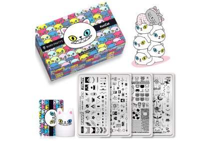 KunCat stamping set