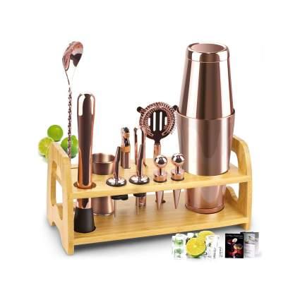 Comsmart 13 Piece Bartender Kit