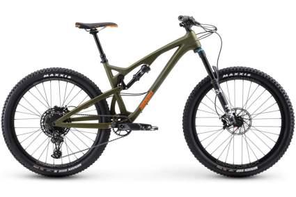 budget mountain bike