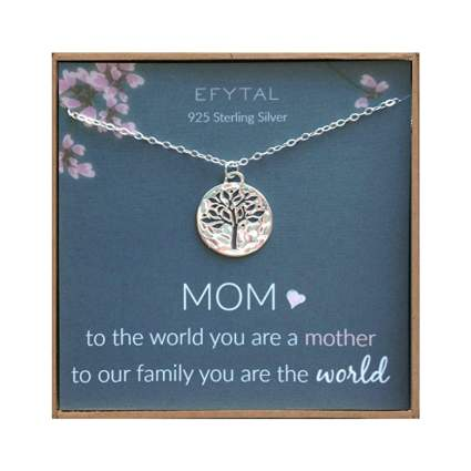 EFYTAL Mom necklace