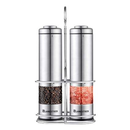 electric salt and pepper grinders