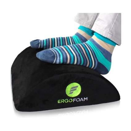 ErgoFoam Under Desk Ergonomic Foot Rest