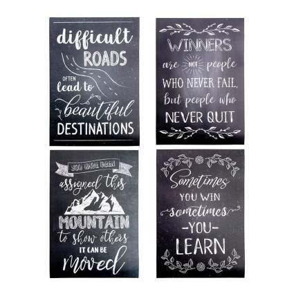 Gift for Teacher - Motivational Posters