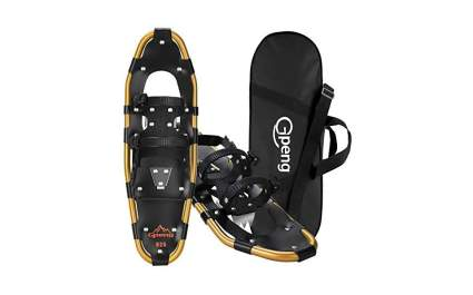 Gpeng Aluminum Alloy All Terrain Snow Shoes