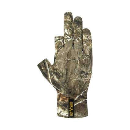 Hot Shot Men's Copperhead Stretch Three Finger Glove