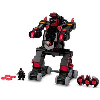 Imaginext DC Super Friends, RC Transforming Batbot