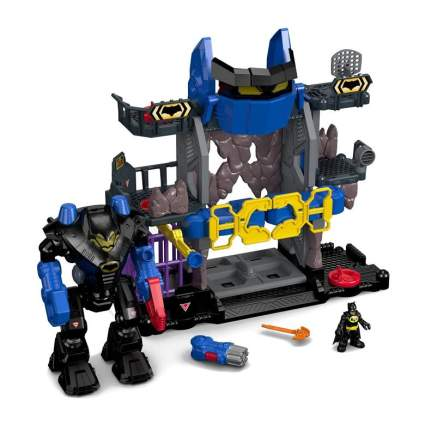 Imaginext DC Super Friends Robo Batcave