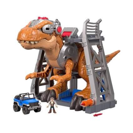 Imaginext Jurassic World T-Rex Playset
