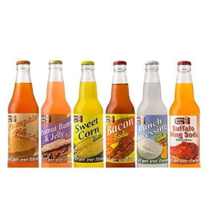 Weird soda bottles