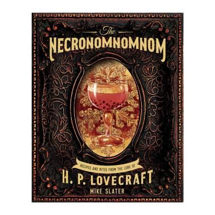 The Necronomnomnom cookbook cover