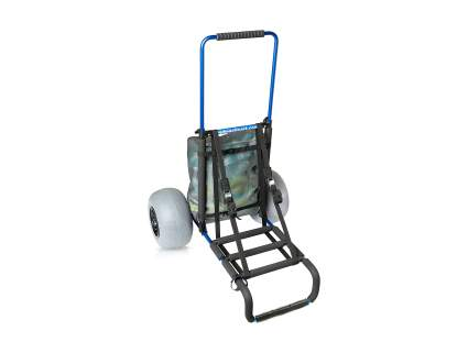 Mybeachcart NO Rust Foldable Beach Cart Trolley