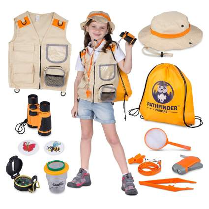 outdoor explorere kit for kids