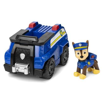Paw Patrol Chase's Patrol Cruiser Vehicle