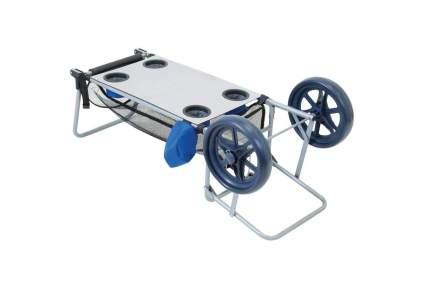 Rio Beach Wonder Cart with Aluminum Clad Table Top