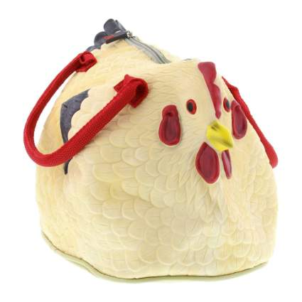 Purse that looks like a chicken