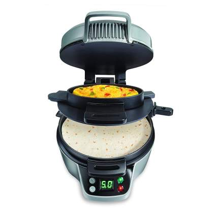 breakfast burrito maker machine